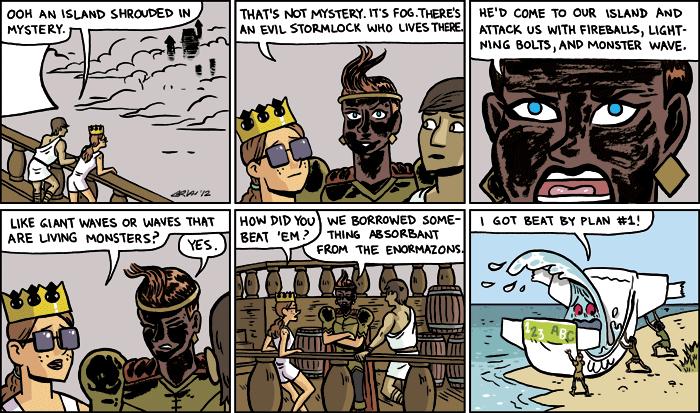 Epic Sail – part 18