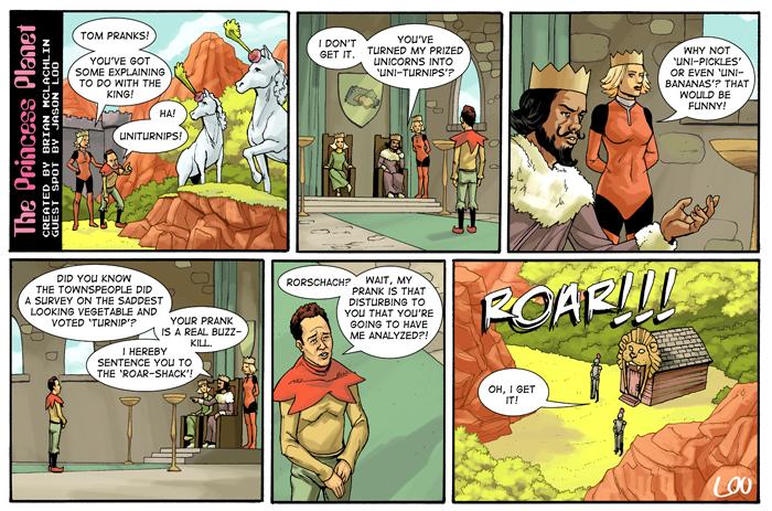 Guest Strip: Jason Loo
