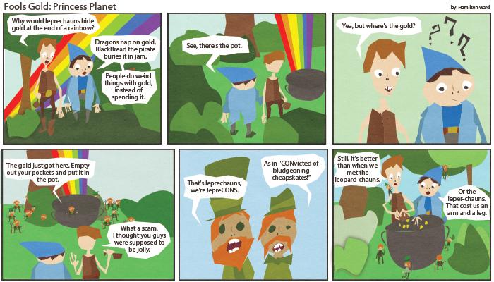 Guest Strip: Hamilton Ward