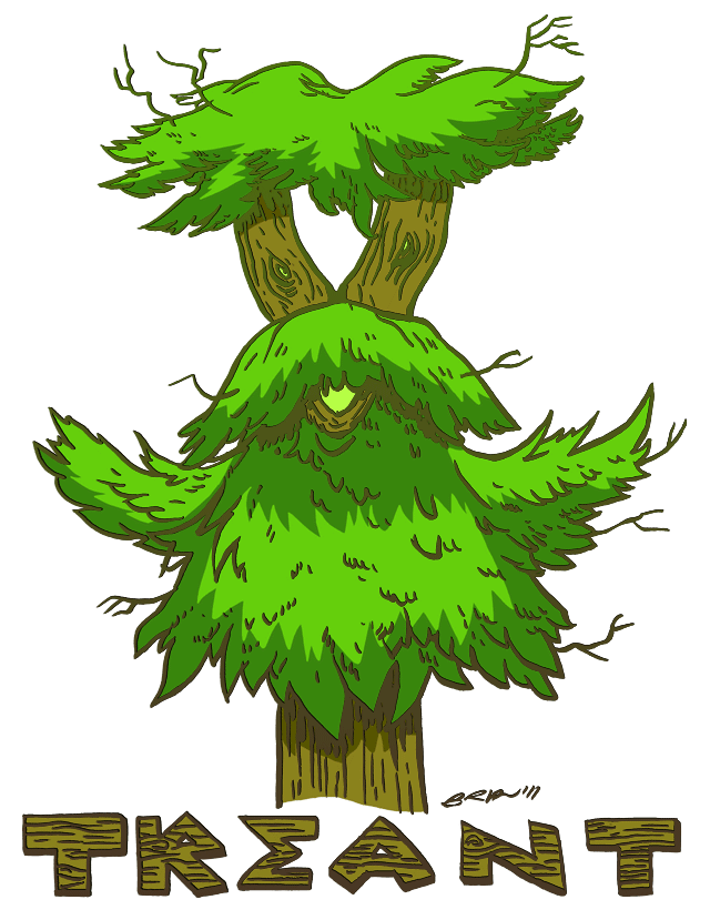 Treant from Dungeons and Dragons