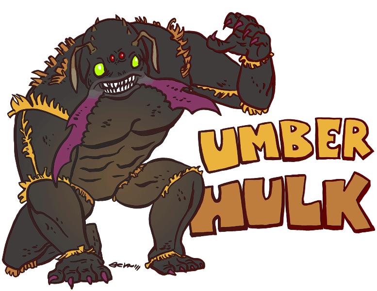 umber-hulk