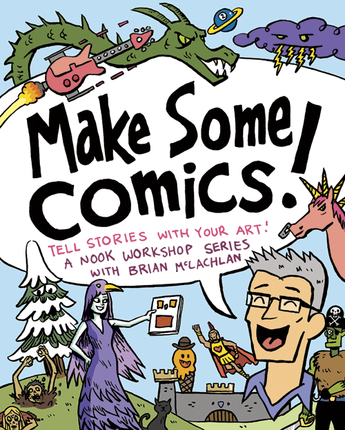 Make Some Comics